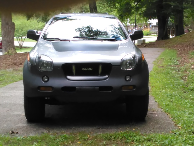 Picture of 2001 Isuzu VehiCROSS 2 Dr STD 4WD SUV