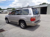 Picture of 2000 Toyota Land Cruiser 4WD, exterior