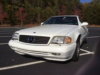 Picture of 2001 Mercedes-Benz SL-Class SL 500, exterior