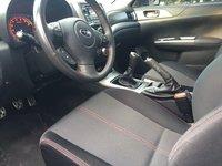 Picture of 2011 Subaru Impreza WRX Hatchback, interior