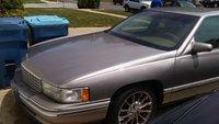 Picture of 1995 Cadillac DeVille Base Sedan, exterior