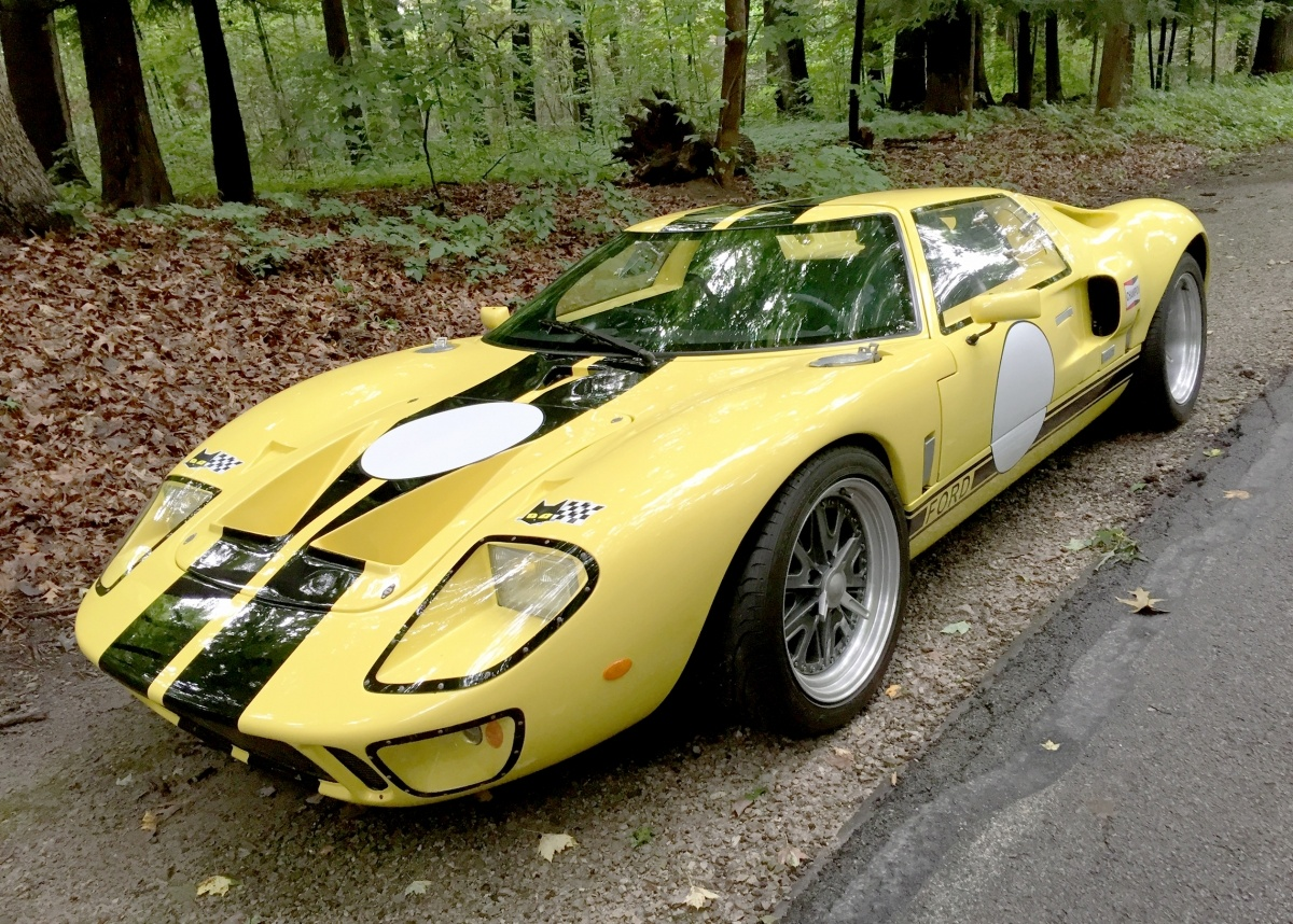 1966 ford gt40 overview cargurus