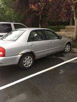 Picture of 2000 Mazda Protege LX, exterior