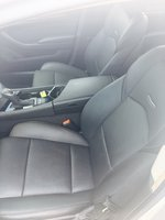Picture of 2016 Cadillac CTS 2.0L Luxury, interior