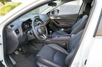Picture of 2017 Mazda MAZDA3 Grand Touring Hatchback, interior