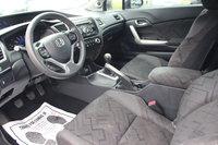 Picture of 2013 Honda Civic Coupe LX, interior