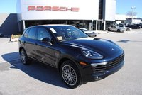 2015 Porsche Cayenne Diesel, Midnight Blue