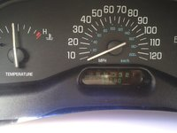 Picture of 1998 Buick Century Limited, interior, gallery_worthy