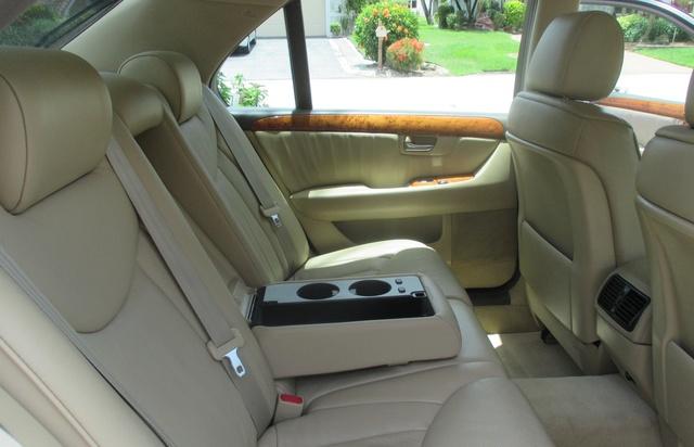 2004 Lexus LS 430 - Interior Pictures - CarGurus