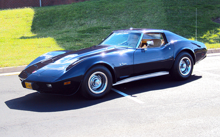 Chevrolet Corvette Questions How Much Is A 1976 Fully Restored And