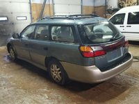 Picture of 2000 Subaru Outback Base Wagon, exterior