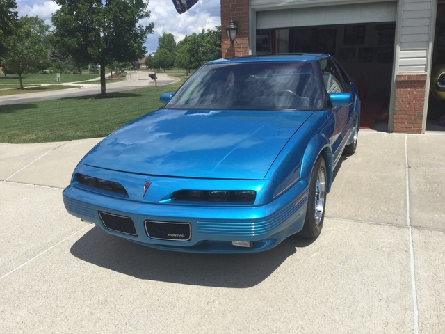 Picture of 1992 Pontiac Grand Prix 2 Dr GT Coupe