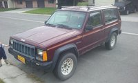 Picture of 1991 Jeep Cherokee 2 Dr Sport 4WD, exterior