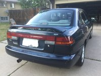 Picture of 1996 Subaru Legacy 4 Dr LSi AWD Sedan, exterior