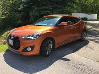 Picture of 2014 Hyundai Veloster Turbo Coupe, exterior