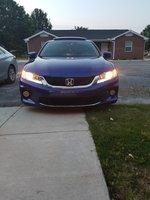 Picture of 2014 Honda Accord Coupe EX-L, exterior