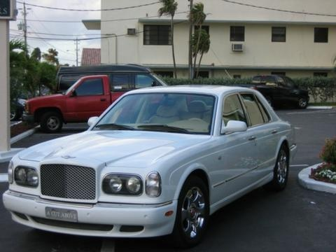 Picture of 2001 Bentley Arnage 4 Dr Red Label Turbo Sedan