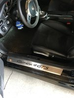 Picture of 2012 Porsche 911 4 GTS AWD Coupe, interior