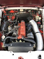 Picture of 1978 MG Midget, engine