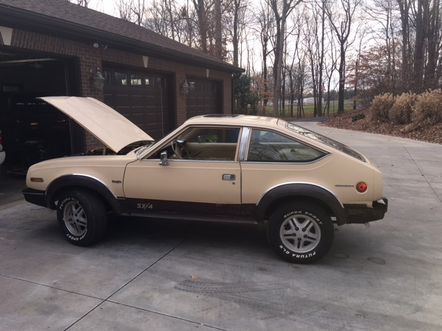 Picture of 1982 AMC Eagle SX DL Hatchback 4WD, exterior, gallery_worthy