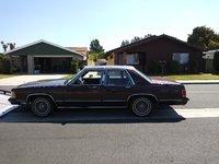 Picture of 1990 Mercury Grand Marquis 4 Dr GS Sedan, exterior