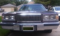 Picture of 1990 Mercury Grand Marquis 4 Dr GS Sedan, exterior, gallery_worthy