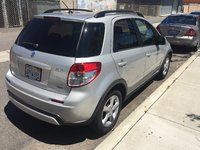 Picture of 2007 Suzuki SX4 Convenience AWD, exterior