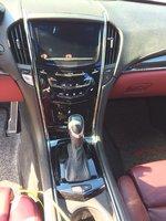 Picture of 2014 Cadillac ATS 2.0T Premium AWD, interior
