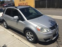 Picture of 2007 Suzuki SX4 Convenience AWD, exterior, gallery_worthy