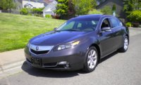 Picture of 2014 Acura TL Base, exterior