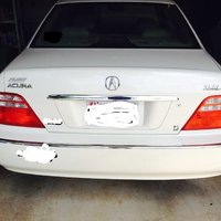 Picture of 2004 Acura RL 3.5 FWD, exterior, gallery_worthy