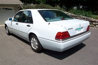 Picture of 1992 Mercedes-Benz 400-Class 4 Dr 400SE Sedan, exterior