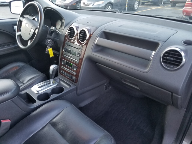 Picture Of 2006 Ford Freestyle Limited Interior Gallery Worthy