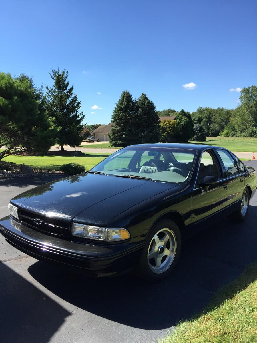 1994 Chevrolet Impala For Sale - CarGurus