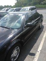 Picture of 2000 Cadillac Seville SLS, exterior