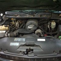 Picture of 2002 Chevrolet Silverado 1500HD LS Crew Cab Short Bed 4WD, engine