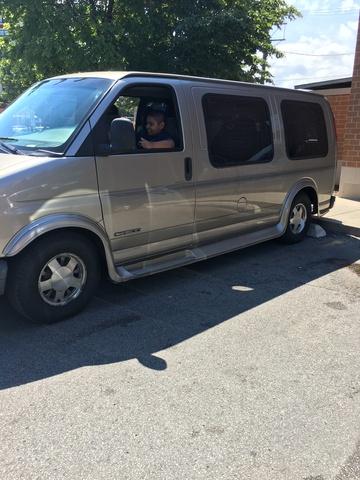 Picture of 2002 GMC Savana 1500 Passenger Van