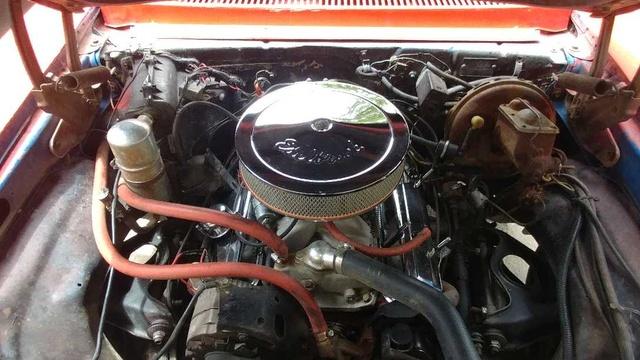 Picture of 1978 Chevrolet Nova, engine