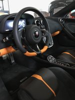 Picture of 2017 McLaren 570S Coupe, interior