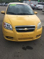 Picture of 2011 Chevrolet Aveo LT