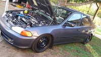 Picture of 1995 Honda Civic LX