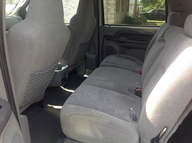 Picture of 2004 Ford Excursion XLT, interior, gallery_worthy