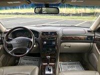 Picture of 2003 Hyundai XG350 4 Dr L Sedan, interior, gallery_worthy