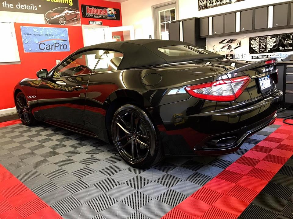 Picture of 2017 Maserati GranTurismo MC Convertible