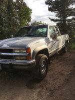 Picture of 1994 Chevrolet C/K 2500 Silverado Extended Cab LB 4WD, exterior
