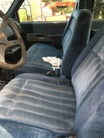 Picture of 1994 Chevrolet C/K 2500 Silverado Extended Cab LB 4WD, interior