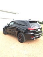 Picture of 2016 Jeep Grand Cherokee SRT Night 4WD, exterior