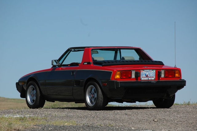 Picture of 1986 FIAT X1/9
