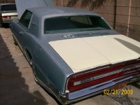 1967 Ford Thunderbird Picture Gallery
