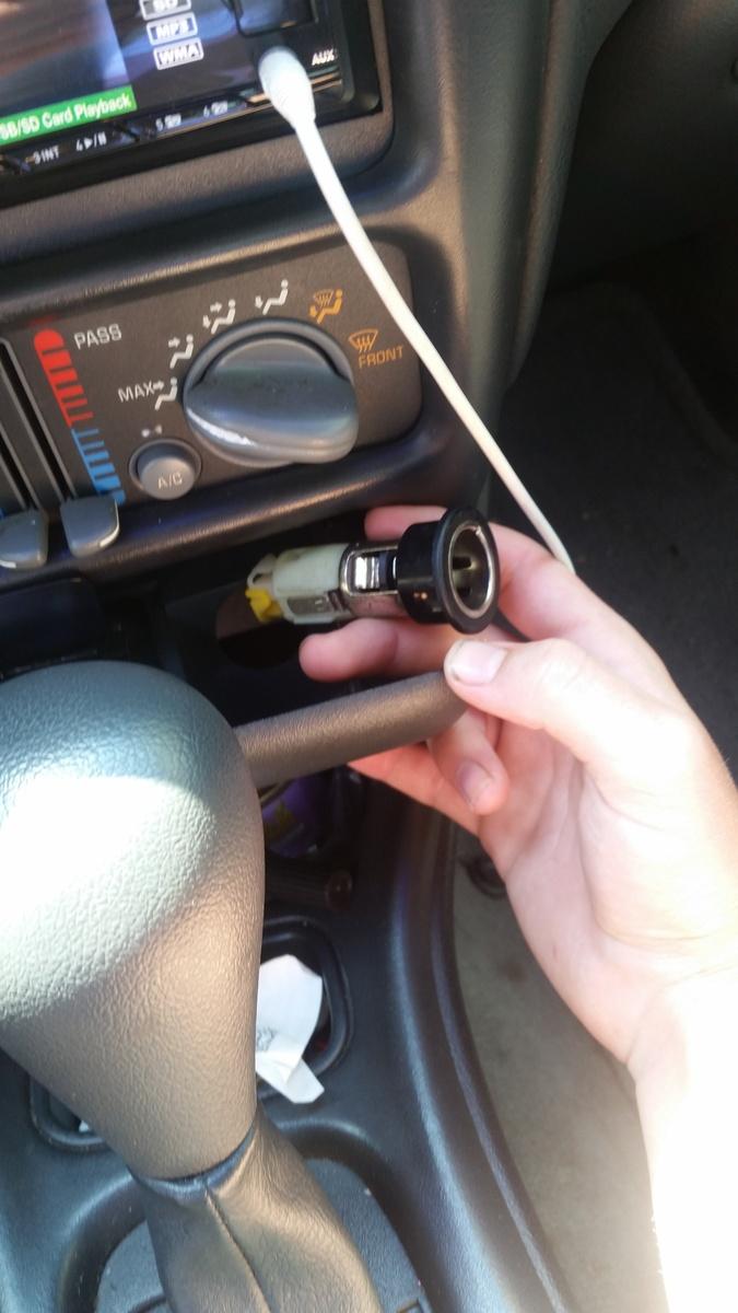 Cig Lighter Wiring Diagram 2004 Monte Carlo Libraries Auto Cigarette Pontiac Grand Prix Questions Carguruscig 21
